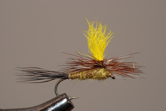 Mr Rapidan Parachute Dry Fly Fishing