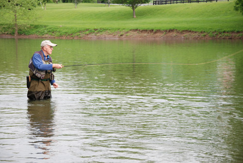 Fly Fishing Report May 2014